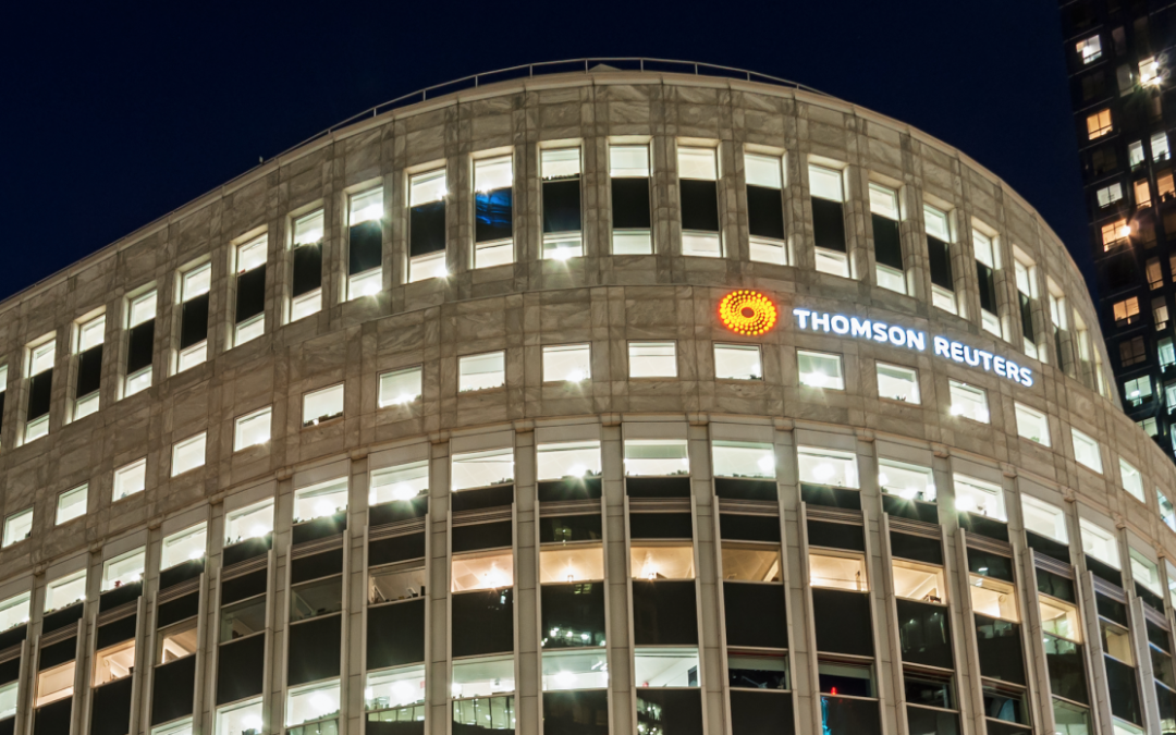 Thomson Reuters to Power Blockchain Contracts with Experimental Service