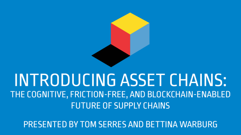 Introducing Asset Chains