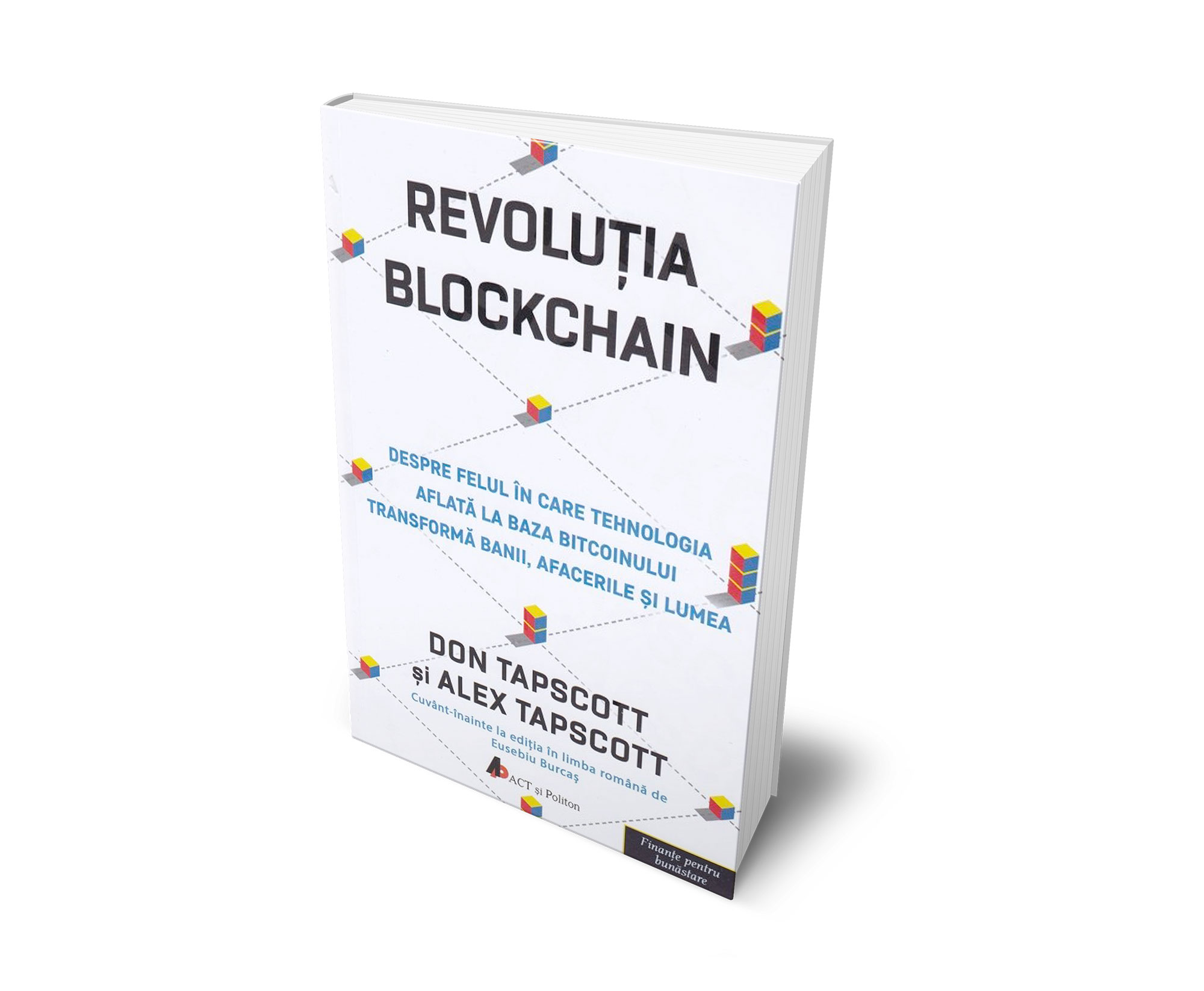 Blockchain Revolution - Romanian