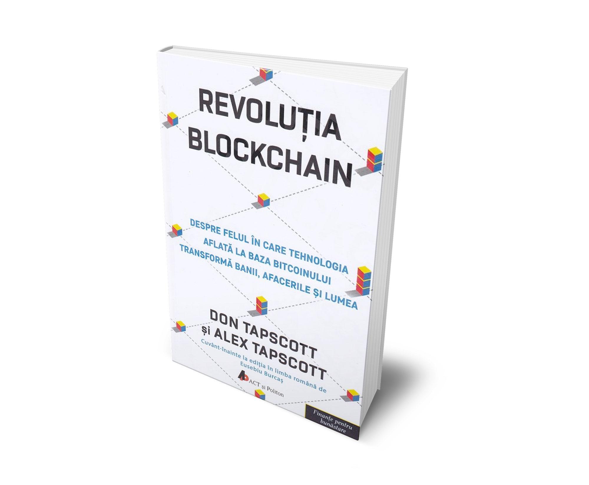 Blockchain Revolution - Romanian