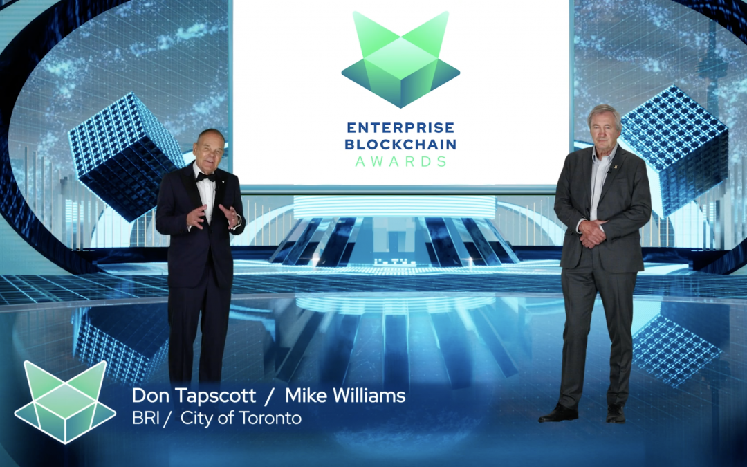 Presenting the Winners of the 2020 Enterprise Blockchain Awards